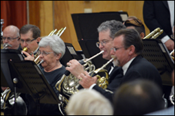 The Band in Spring Concert